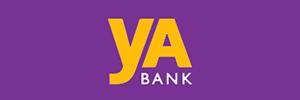 YA Bank logo